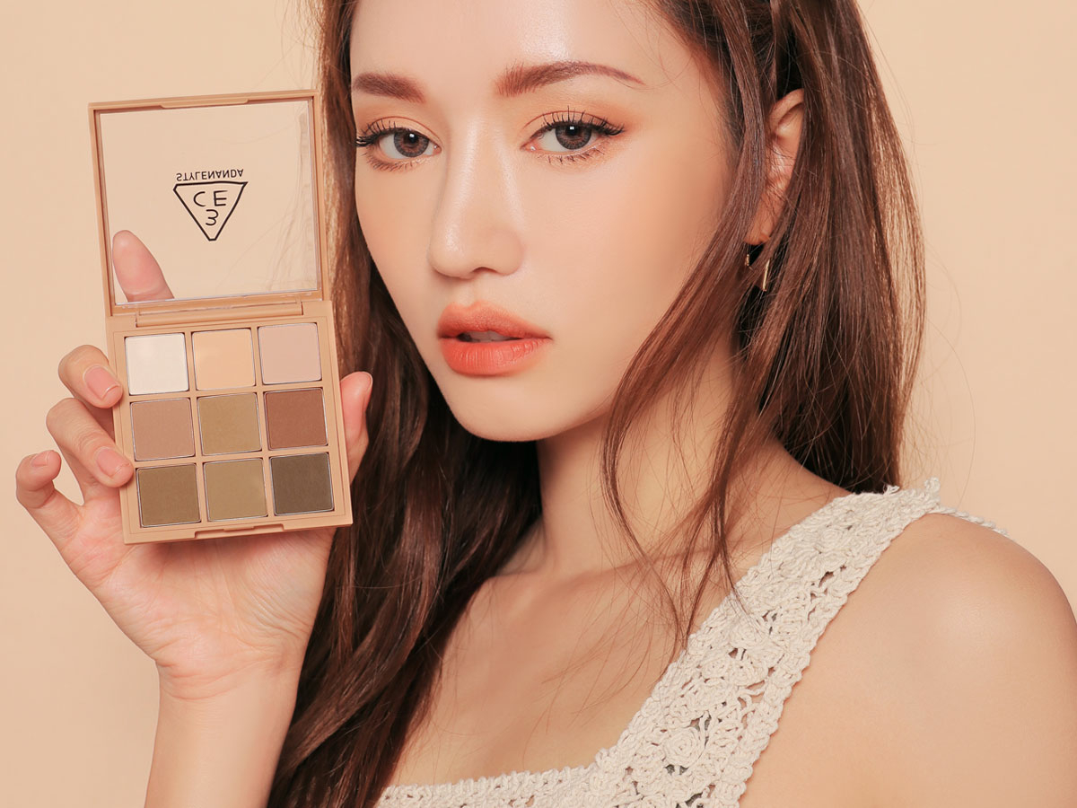 MOOD RECIPE MULTI EYE COLOR PALETTE #SMOOTHER