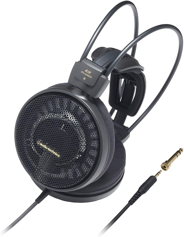 エアーダイナミック オープン型ヘッドフォン ATH-AD900X