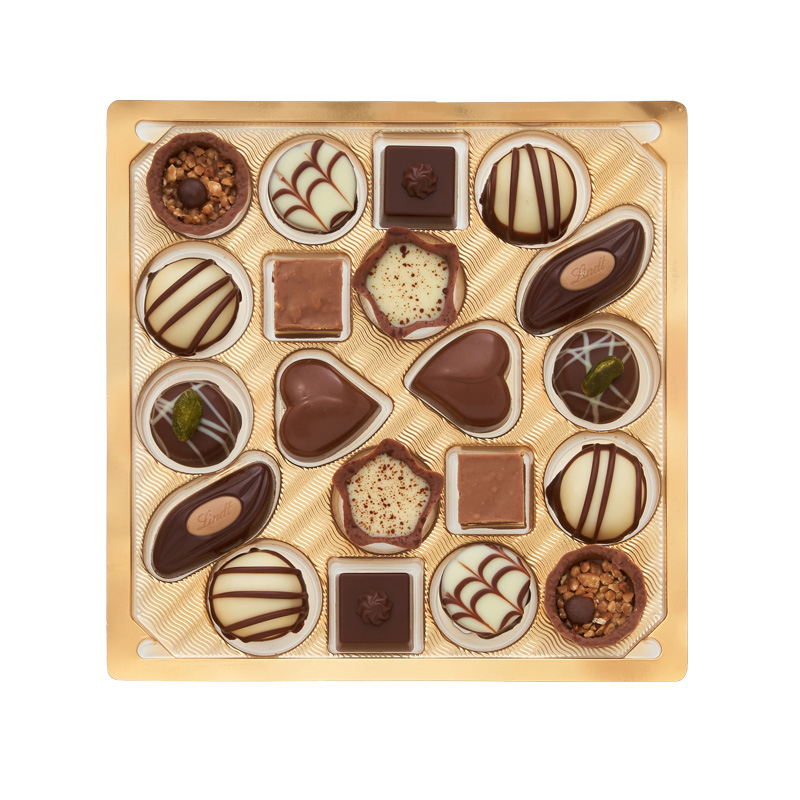 ミニプラリネ チョコレート