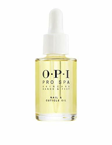 OPI(オーピーアイ) ネイルオイル ネイルケア ハンドケア(プロスパ ネイル&キューティクルオイル)ハーブ 28ml