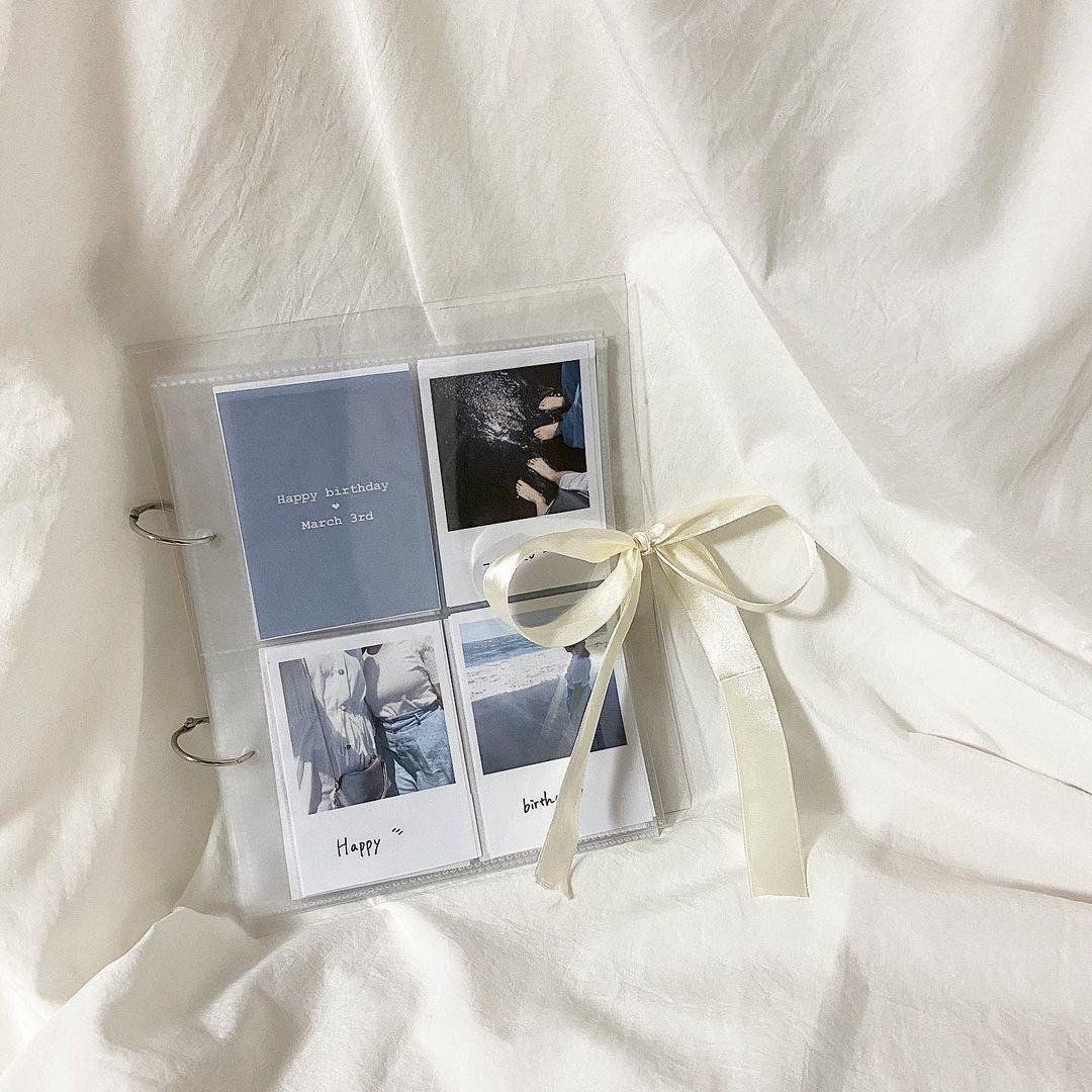 記念日のプレゼントはこれに決まり。リフィル&スマホ風アルバムの手作りLesson