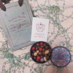 フワッと残るチョコレートの香り。プチギフトにも自分用にも嬉しい可愛い缶をGET