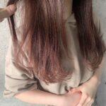 まるでスイーツな髪色にキュン。乙女心くすぐるネーミングのヘアカタログ