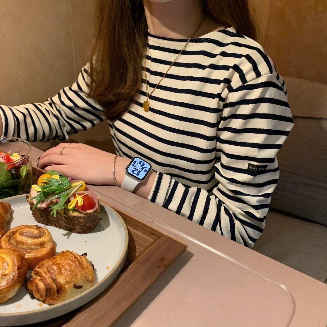 Apple Watchをつけたらコーデもアップデート。時計に合わせたいスタイル