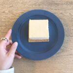 形にもこだわりがあるんです。3都県:四角いフォルムのチーズケーキのお店4選