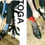 TOGAとTabioが今アツい!洋服好きなら見逃せない、最旬コラボ靴下が登場