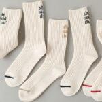 韓国の人気ブランドと靴下屋がコラボ!she said thatでキュートな足元をGETせよ