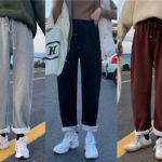 NOTダル着でお洒落に着こなす!究極のスウェットパンツ&合わせたいスニーカー特集