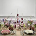 洗練さと上品さを宿して。【DIOR MAISON】の食器でテーブルウェアに特別感を