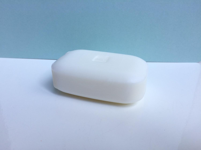 Q 固形石鹸のベタつきの改善策は?