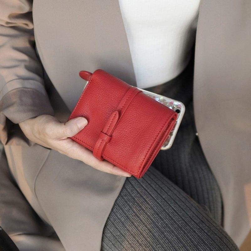 ♡)折り財布のメリット