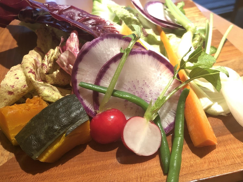 熱を加えることで栄養分が上がる野菜も