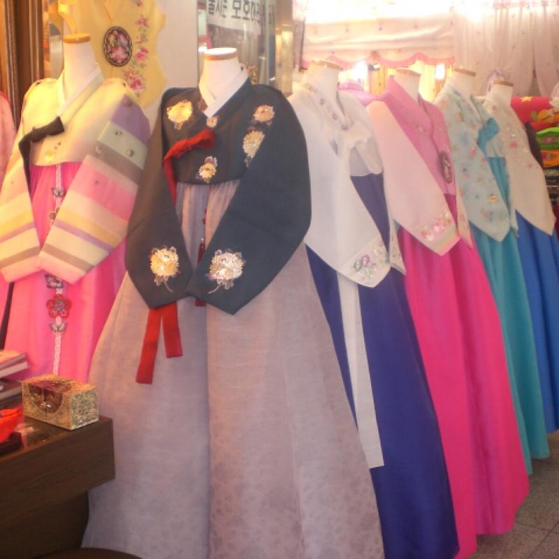 日本でも韓服を着られるかも!?