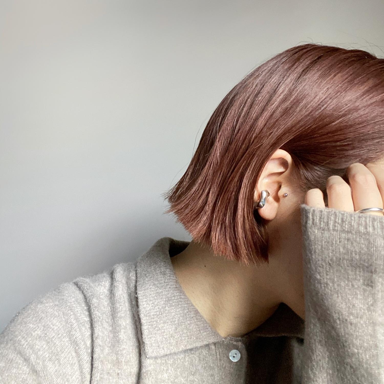 髪色が被るのって地味にイヤ…