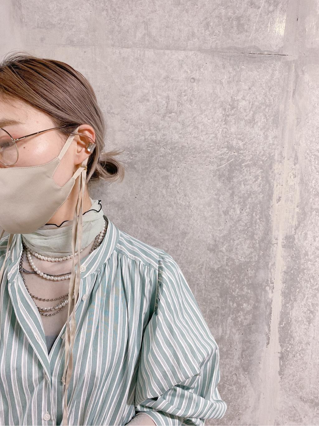 4|マスクだって、リボンで可愛くして