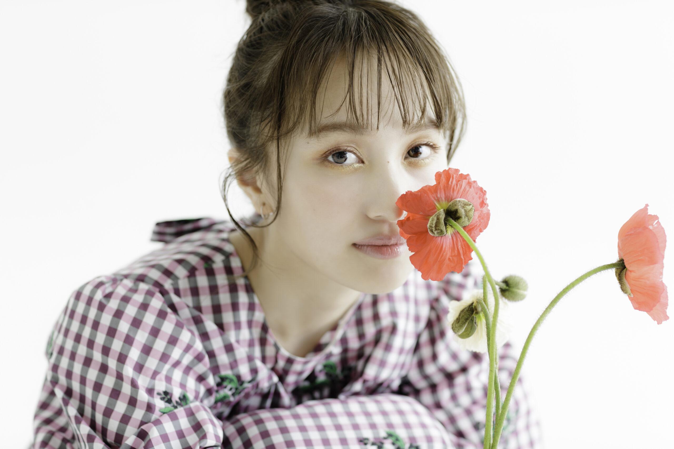女優としても活躍する百田夏菜子さん