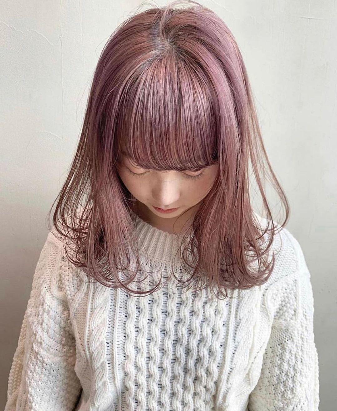 pink lavender beige(ピンク ラベンダー ベージュ)