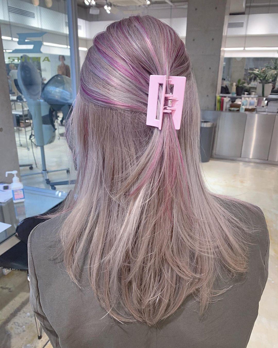 番外編 ハイライト × ピンク
