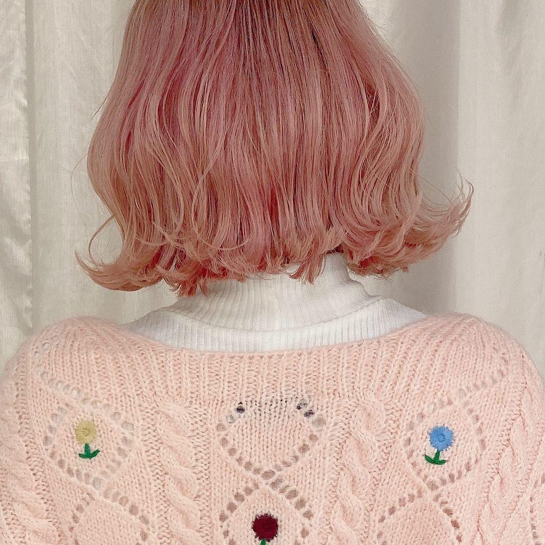 ピンクカラー大集合