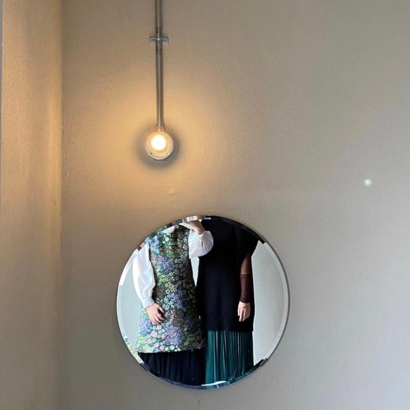 どこまで写すか、は鏡の形で決めましょう