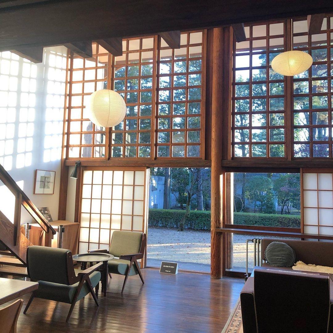 時空を超えられる?「江戸東京たてもの園」