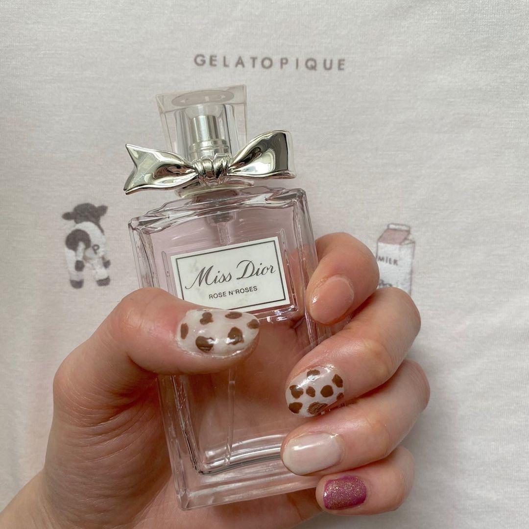 お気に入りの香りを纏って