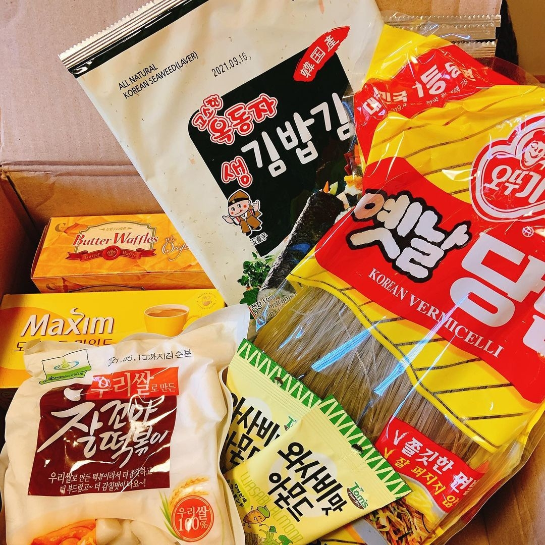 オンラインでも買える!韓国食品を扱う6店舗