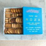 ローザー洋菓子店のクッキーぎっしり缶