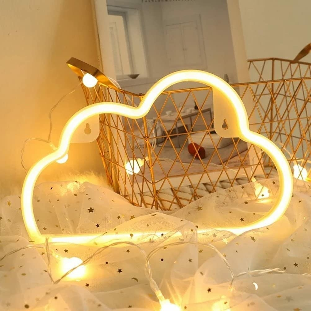 LED 雲ライト