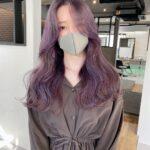 鏡を見たら憧れの언니ヘアの仕上がりに♡韓国ヘアが得意な美容師さんIG4選