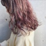 春といえば、やっぱり女の子らしく暖色で。名前も可愛いピンク系春のヘアカラー6選