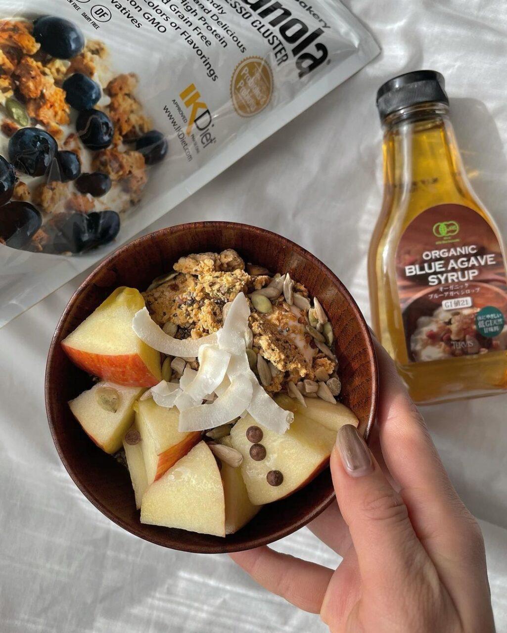 おうちにいるとぱくぱく食べちゃう。本日はギルトフリーで身体に優しいおやつはいかが?