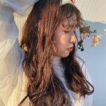 柔らかい色味で、Let's get feminine style♡春っぽお顔をつくる4つのヘアメイク術
