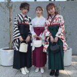 学生最後の有終の美を飾る卒業式。みんなが見惚れる袴コーデで一生の思い出を♡
