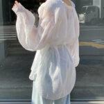 '透け感'を活用する者、春を制す。ポカポカした季節に着たいおすすめシアーitem8