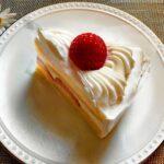 甘〜いケーキで心の栄養を補って!