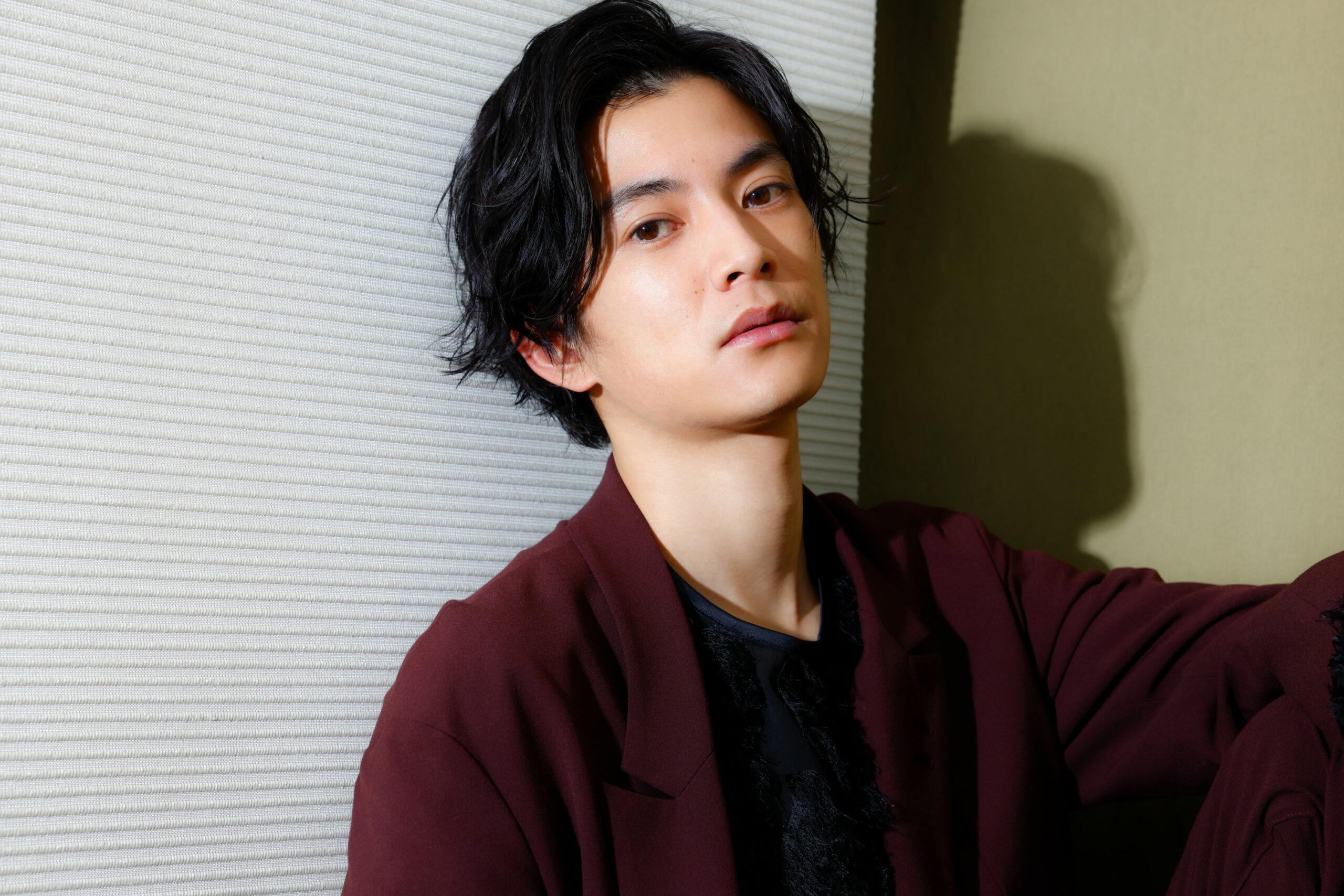 今大注目の俳優、渡邊圭祐さん