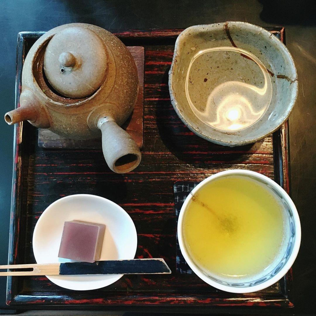 日本茶カフェ 茶々工房