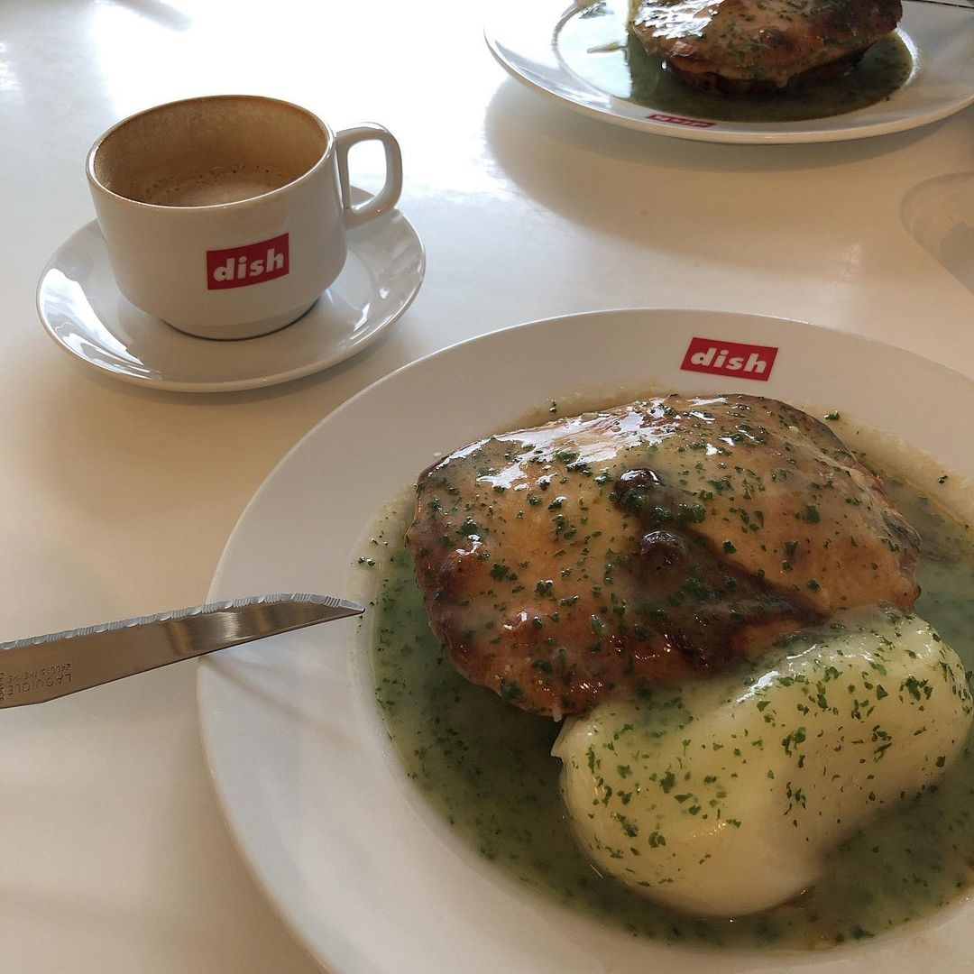 1:dish tokyogastronomycafe  @代々木上原