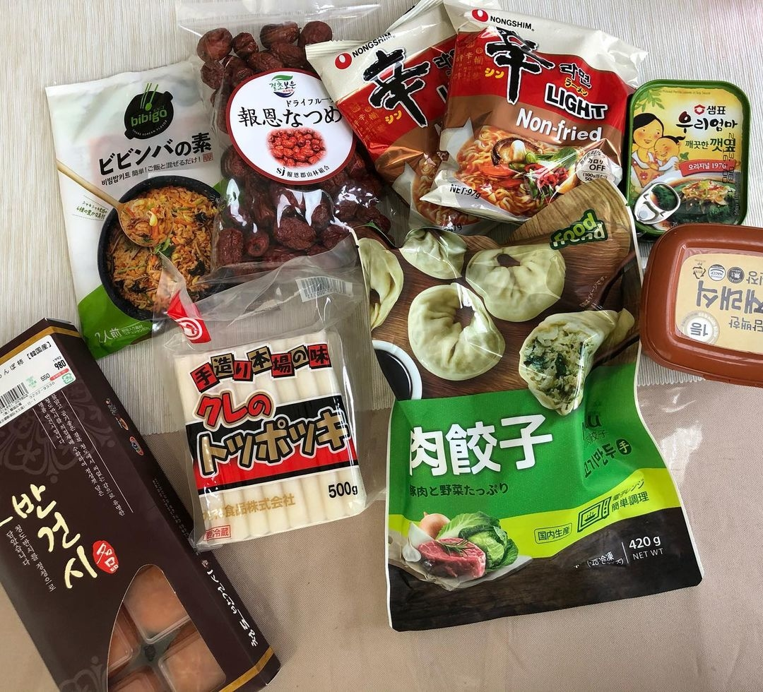 いつでも韓国料理を味わうことができそう!