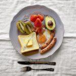 :おしゃれなmorning plate: