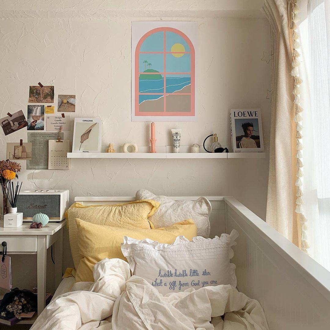 憧れは海外のティーンエイジャーのお部屋…♡賃貸でも実家でもできるお部屋改造計画