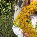 明るさとお洒落さが相まって。お洋服~ネイルまで春っぽYellowに染める6つの提案