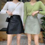 韓国っぽファッション、鍵はタイトさにあり?体のラインを出して、自信溢れるコーデ