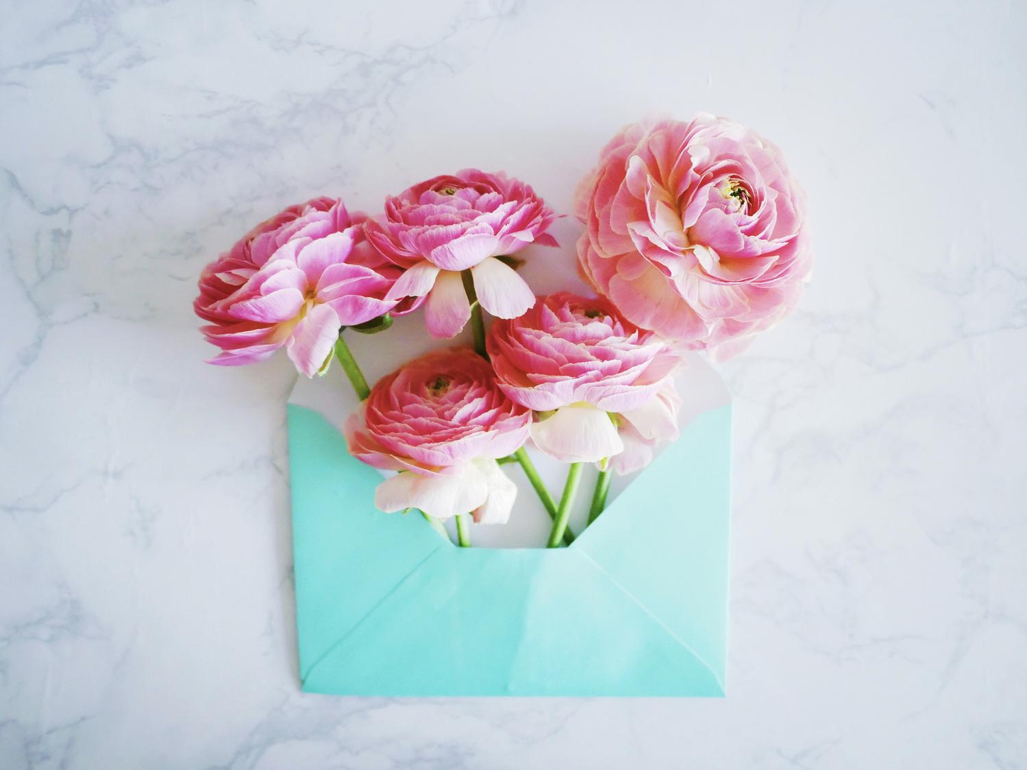 プレゼントにプラスαで手紙を入れてみて
