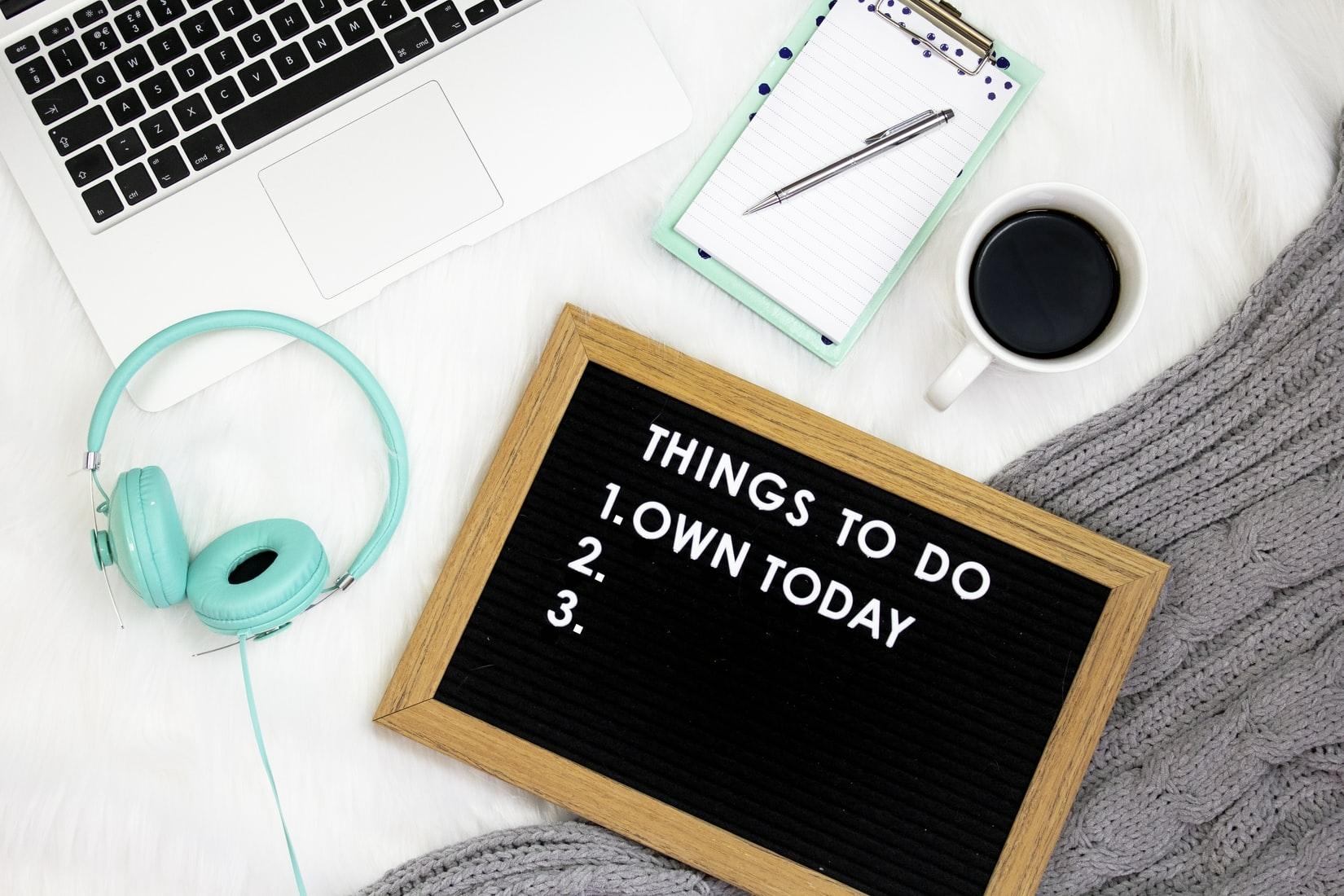 4 やることリストを作る