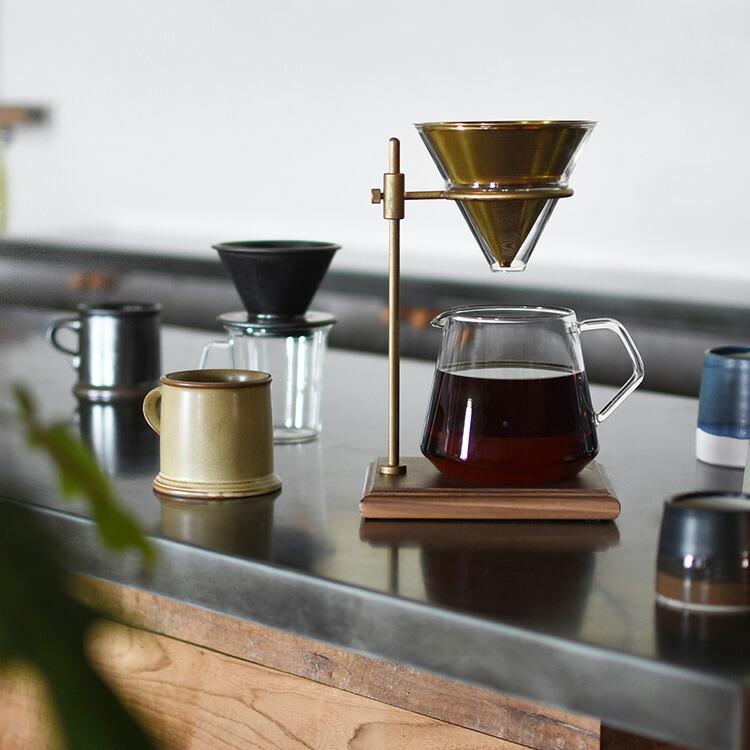 idea② 自分でコーヒーを入れてみる