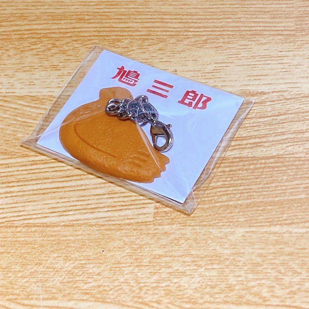 鳩三郎|お土産にぴったりなストラップ