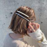ショートからロングまで幅広く使える!アクセサリーや小物を使ったヘアスタイル