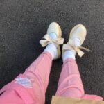 足元に可愛いインパクトを+。歩くことがきっと楽しくなる!リボンシューズの魅力